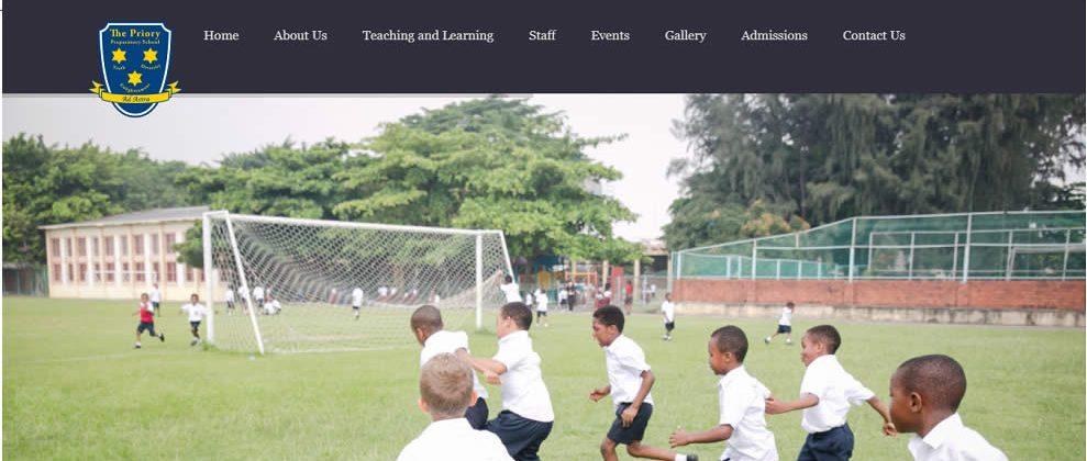 Priory Prep School Website