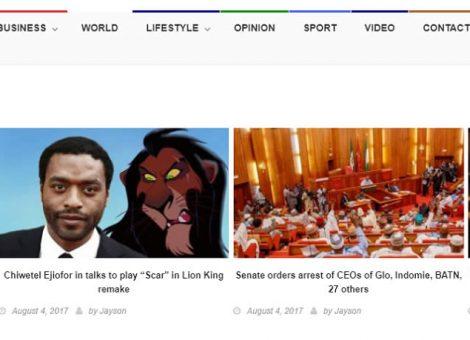 manandpaper website